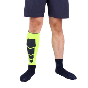 comfortable and breathable shin pad sleeves soccer