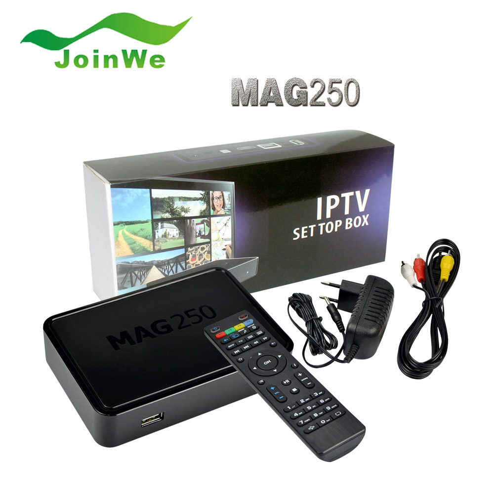 Iptv Set Top Box Iptv Box Indian Mag-250 Micro Iptv Mag250
