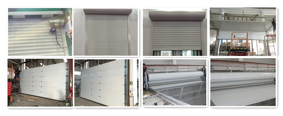 Automatic High Performance Excellent Aluminum Roller Window Manufacturer