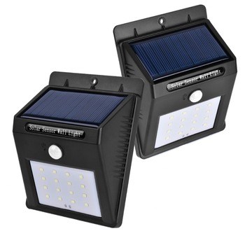 SMD2835 Solar Sensor Light / Power Outdoor Led Solar Motion Sensor Light /  Small Motion Sensor