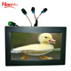 CE RoHs FCC 7inch Motion Sensor Open Frame Advertising Player
