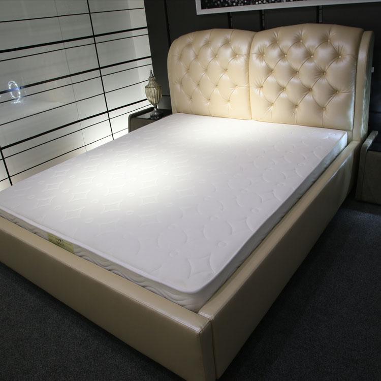 Cheap memory foam mattress silentnight comfortable foam for Cheap king size divan bed and mattress