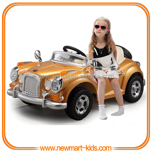 Luxury Baby Ride On Toy Car Children Electric Car Price Electric Car