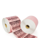 OEM Accept Direct Thermal Shipping Labels Roll Self Adhesive Labels For Packaging