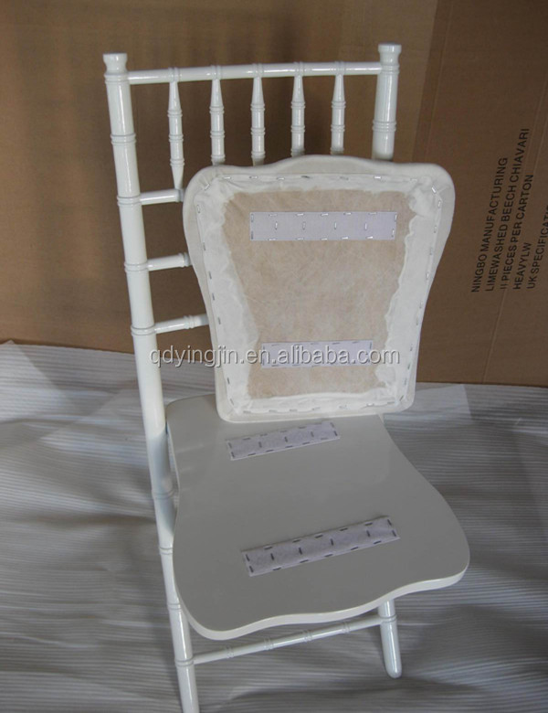 2018 new style in low price wood wedding chairs banquet dining folding gladiator chair