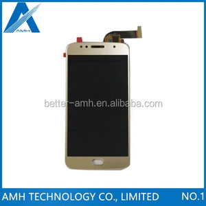For Motorola G5S LCD assembly display lcd with touch screen glass pantalla tactil
