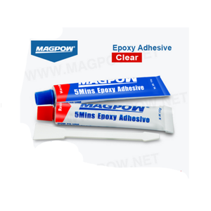 Magpow transparent for glass fiber epoxy hardener epoxy adhesive
