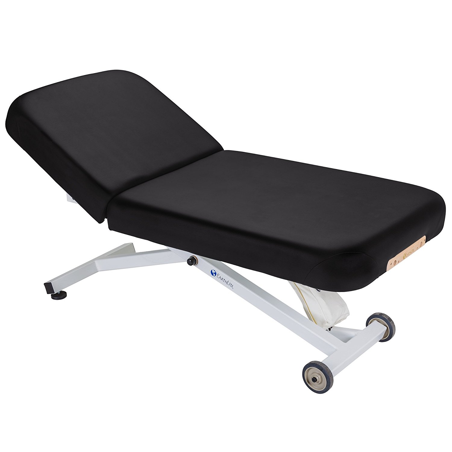 "EARTHLITE Ellora Electric Lift Massage Table - Most Popular Spa Lift Massage Table, Comfortable & Reliable, Tattoo Table Flat/Tilt (28"", 30"", 32"" x 73"", 180lbs)"