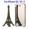 Mobile Accessory Electroplating Case for iPhone SE, Mirror Case for iPhone SE