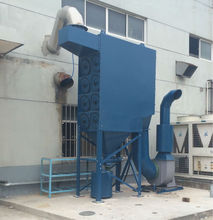 FORST Filter Cartridge Industrial Dust Collector Price