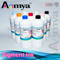 Chink high quality UV protect vivid color pigment ink for Epson hot selling