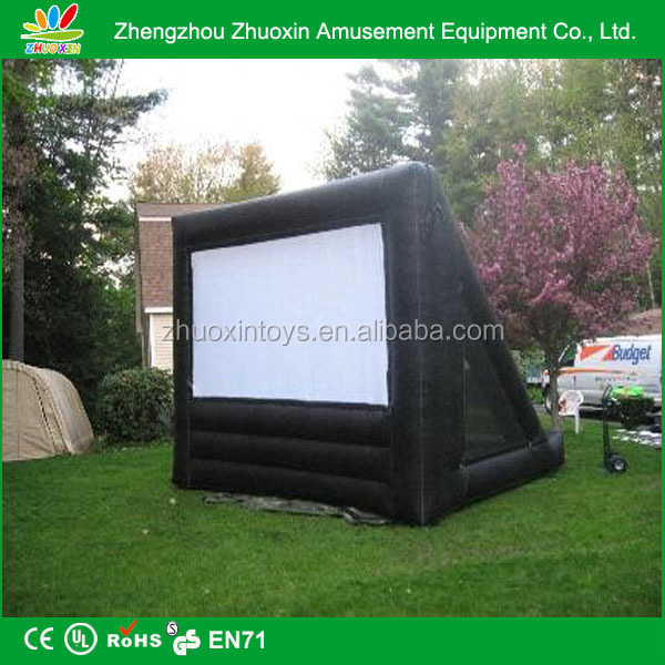 Outstanding Advertising outdoor inflatable screen