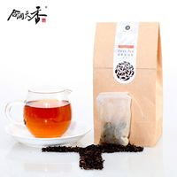 Yunnan fast fit weight loss Pu-erh tea bags with 3 years mature tea as subject