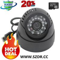 K802-low cost USB connector CCTV camera with SD card, cctv camera with voice recorder,usb 2.0 pc web camera driver