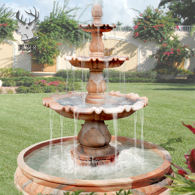 Outdoor Garden Decoration Stone Water
