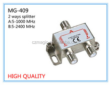 wholesale 2 ways splitter with factory price