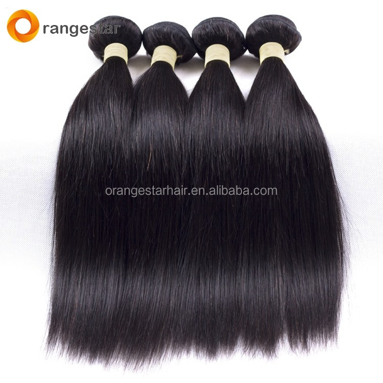 Cheap hot sale raw 100 original human hair extensions virgin brazilian hair in mozambique