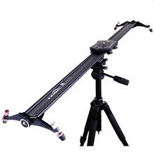 Factory Supply LAING S3 Video Dolly Track Portable Alloy Aluminum 1m Camera Slider for DSLR camcorder