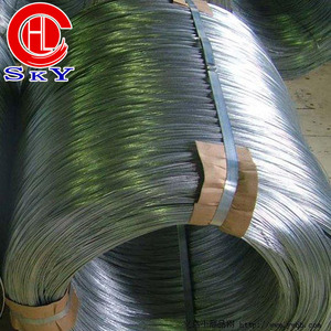 shenzhouhongli no annealing black iron wire 800kg/coil