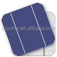 Silicon Wafer poly crystalline Solar Cell for solar panel