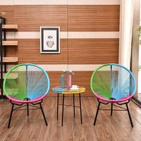 Used teak outdoor furniture Wrought iron outdoor furniture Rattan sandalye ve masa