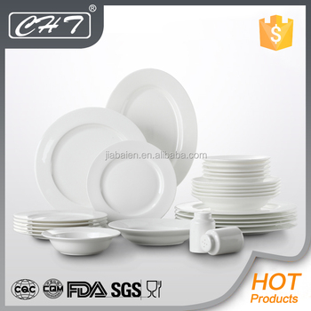 Wholesale plain white fine bone china luxury hotel chinese restaurant dinnerware for sale  sc 1 th 225 & Wholesale Plain White Fine Bone China Luxury Hotel Chinese ...