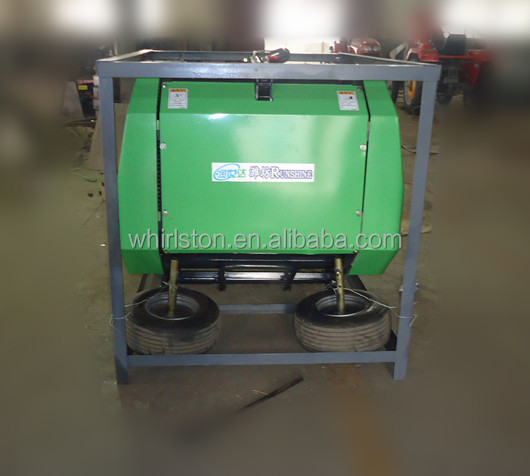 Hot sale model MRB 0850 mini round hay baler with CE 0086-13733199089