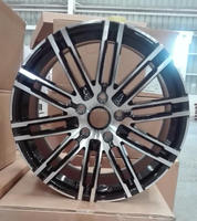the 20/22 inches pcd 5x130 mm car alloy wheel rim is available