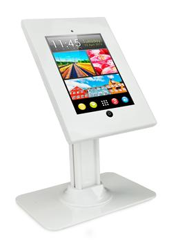 Oem Design Android Tablet Kiosk Stand For Pos With Lock - Buy Tablet Stand  Pos,Tablet Stand With Lock,Android Tablet Kiosk Stand Product on