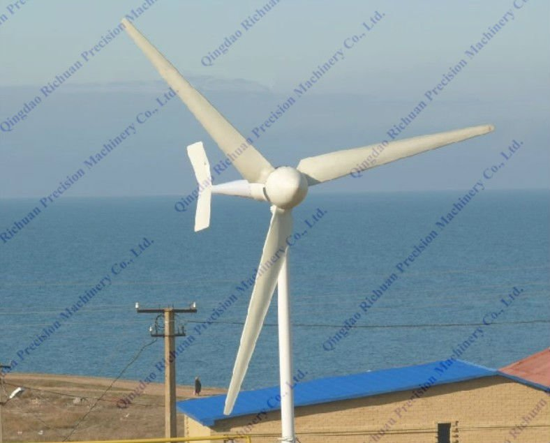 home use 300w electric car wind generator