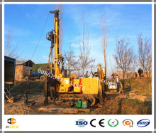 300m water well drilling rigs with long hydraulic support leg export to Algeria,Egypt