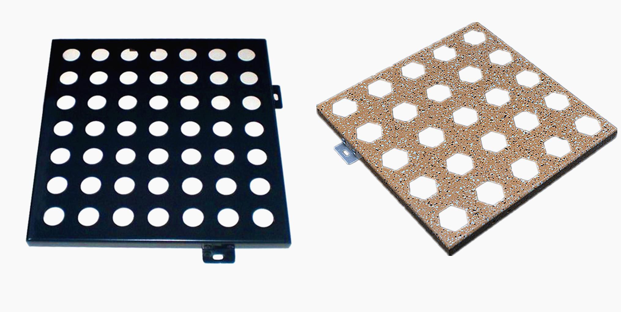 Pop Design Aluminum Perforated Plate/ Aluminum Perforated Composite Panels