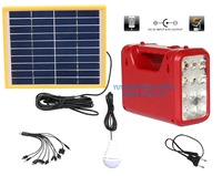 Portable Mini Home Rechargeable Solar Power Led Emergency Light