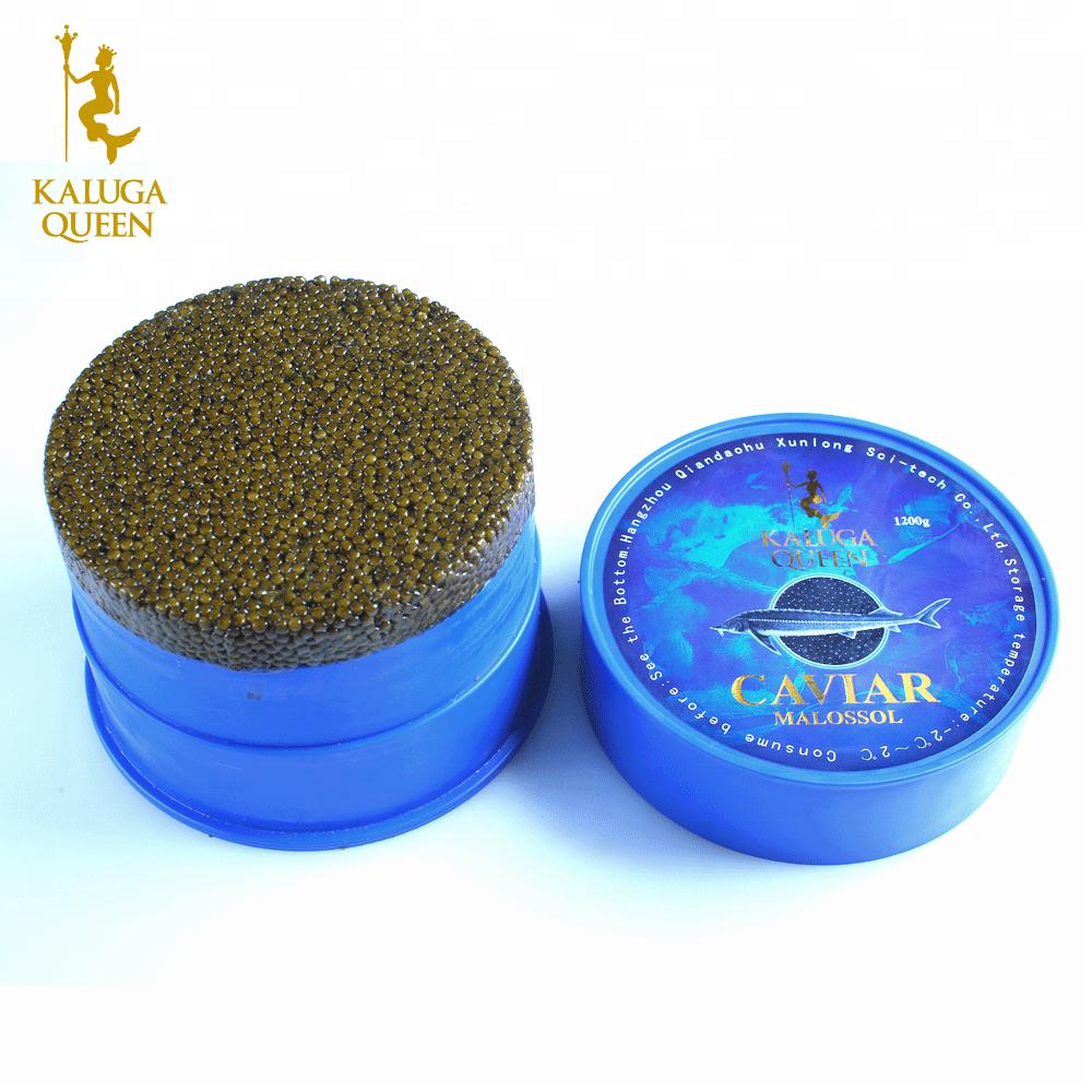 High quality caviar for sushi