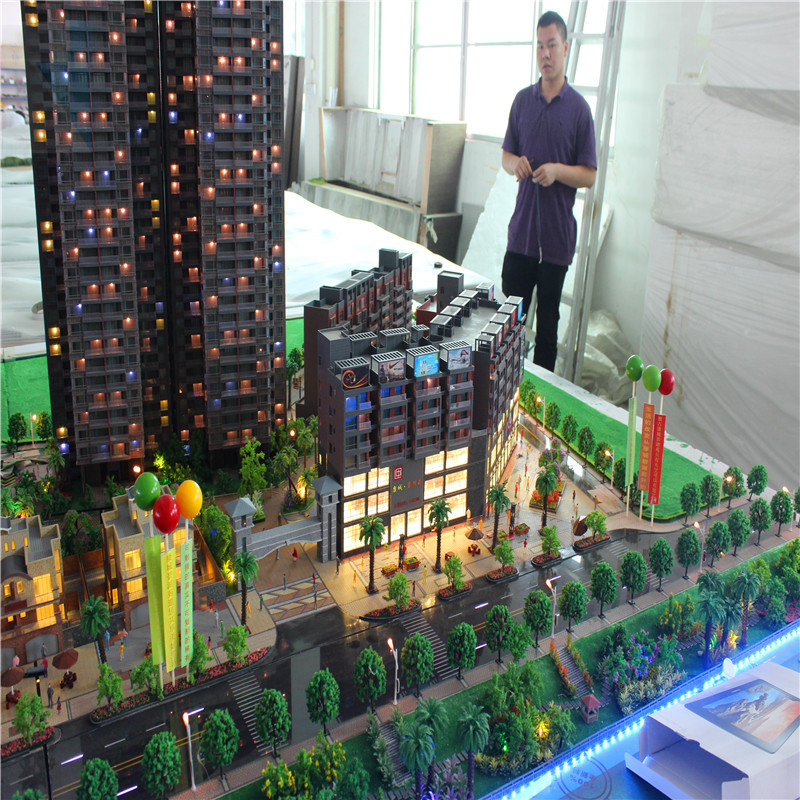 Professional Building Model Maker Malaysia Architectural