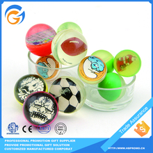 Customized Picture Bouncing Rubber Bouncy Ball Rubber Ball