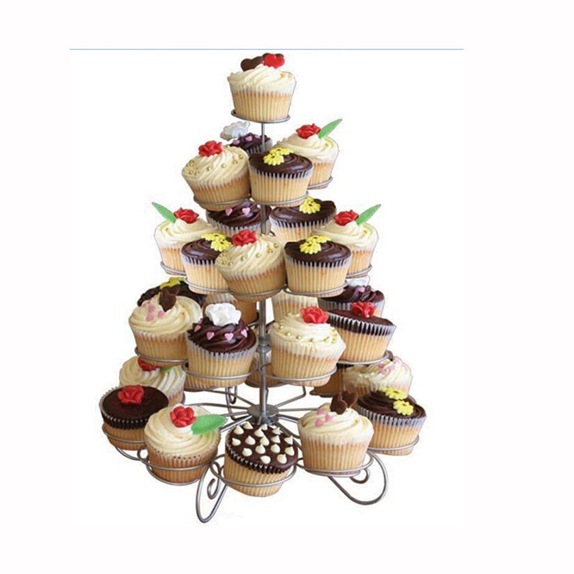 Christmas Tree Muffins: HOT DIY Xmas Christmas Cupcake Stand Muffin Holder Wedding