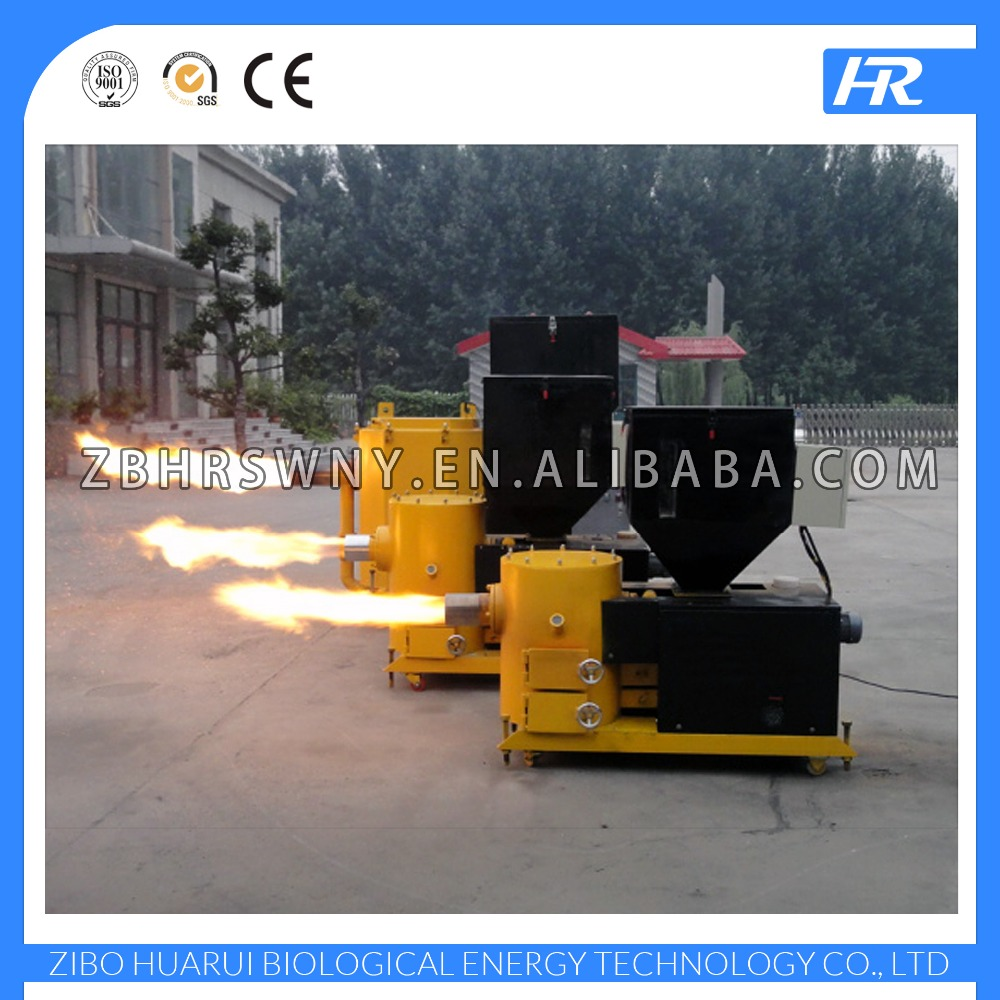 High efficiency Rice Husk Burner wood chips Burner biomass half a gasifier for Any Furnace,dryer machine and Boiler