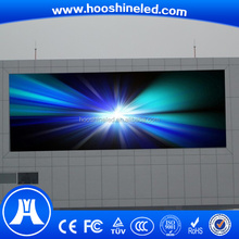 waterproof outdoor full color p10 SMD3535 led module software