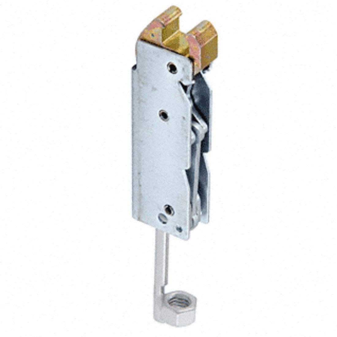 door hardware Durable commercial /& residential Slimline Panic Exit Device in Bronze Finish locks door handles Grade 1 in Bronze Finish for 36 door