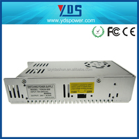 China supplier best price 24V 20.83A 500W ac dc led cctv computer industrial smps 12V 24V switching power supply
