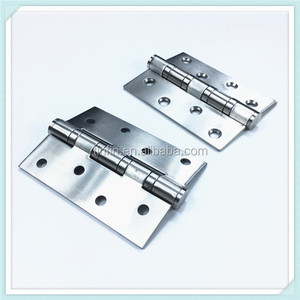 Stainless Steel 201 Ball Bearing Door Hinge For Wood Door