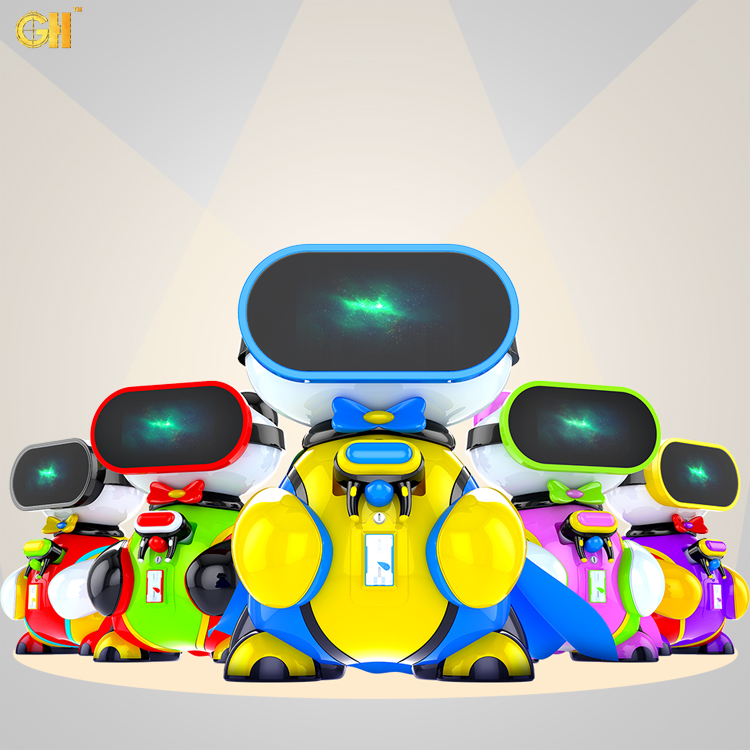 edcd06156f23 High Quality Mall games Kids 9D VR Simulator Cinema Electric Motion Ride  Arcade Cinema Children 9D VR Plus