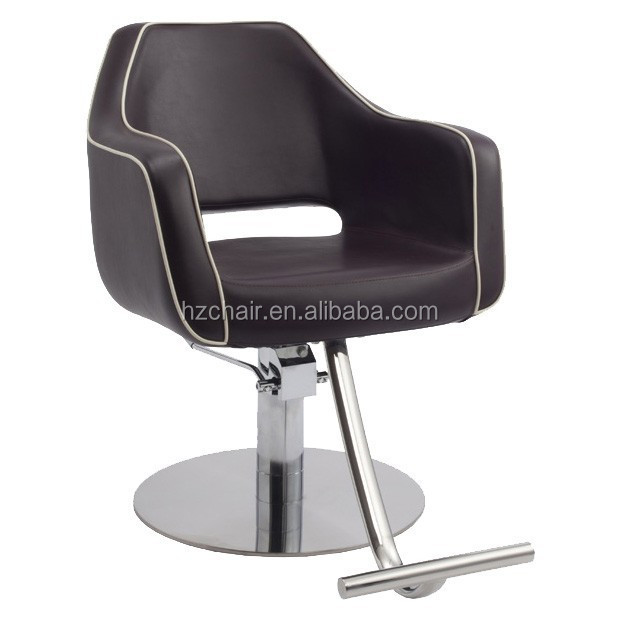 2015 Brown Styling Chair form Professional Manufacturer/High quality salon chairs Popular in USA