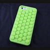 Bubble Wrap Back cover Soft Silicone Case for iPhone 6 6S