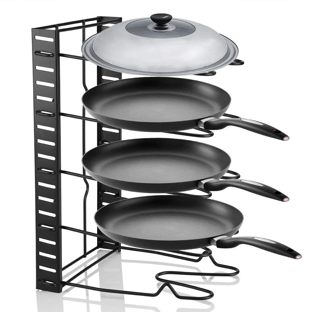 Cool Cheap Pot And Pan Organizer Find Pot And Pan Organizer Interior Design Ideas Inesswwsoteloinfo