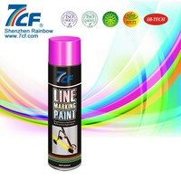 7CF Gloss Paint For Rubber Surface
