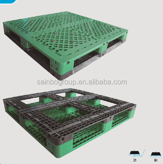 new technology blue plastic pallet / low plastic pallet prices / pallet plastic