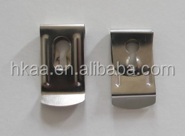 Stamping Stainless Tape-Measure Swivel Belt Clips