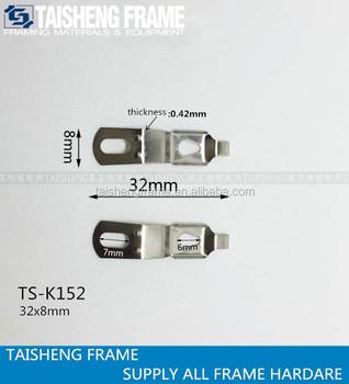 Tsk 152 Small Size Mdf Back Board Spring Clip Picture Frame Turn